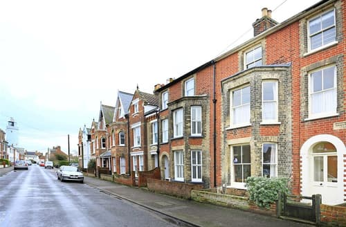 Big Cottages - Superb Southwold Cottage S37961