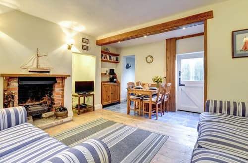 Last Minute Cottages - Gorgeous Aldeburgh Rental S9980