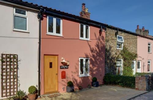 Last Minute Cottages - Quaint Saxmundham Rental S12484