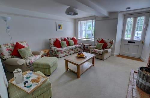 Big Cottages - Exquisite Saxmundham Rental S10231