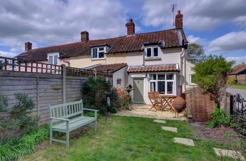 Last Minute Cottages - Beautiful Westleton Rental S10201