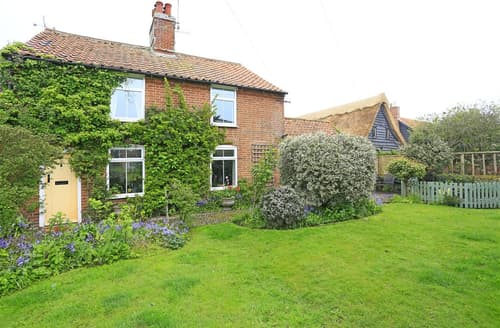 Last Minute Cottages - Delightful Walberswick Rental S10269