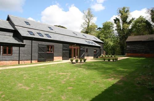 Big Cottages - Cosy Shottisham Cottage S97522