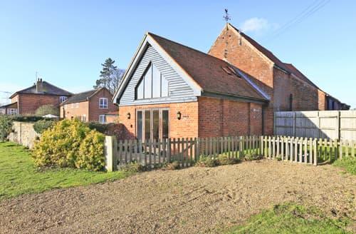 Last Minute Cottages - Exquisite Snape Cottage S93731