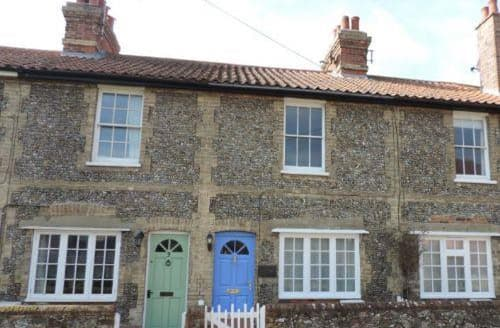 Last Minute Cottages - Charming Thorpeness Cottage S70857