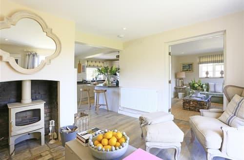 Big Cottages - Stunning Uggeshall Cottage S43624