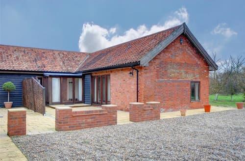 Last Minute Cottages - Adorable Darsham Rental S10162