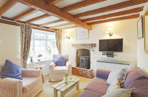 Last Minute Cottages - Adorable Great Bealings Cottage S57335