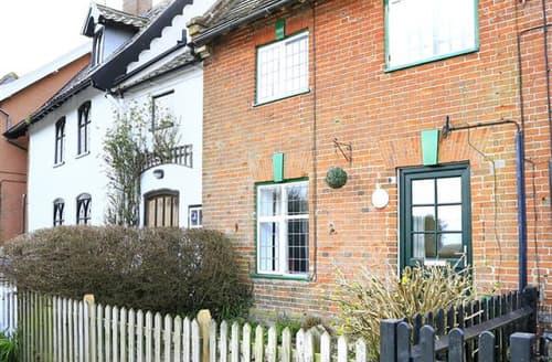 Last Minute Cottages - Charming Saxmundham Rental S10230