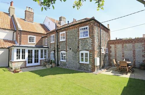 Big Cottages - Cosy Southwold Cottage S81616