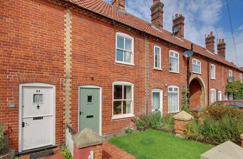 Last Minute Cottages - Lovely Aldeburgh Rental S10273