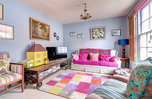 Last Minute Cottages - Beautiful Bawdsey Cottage S97485