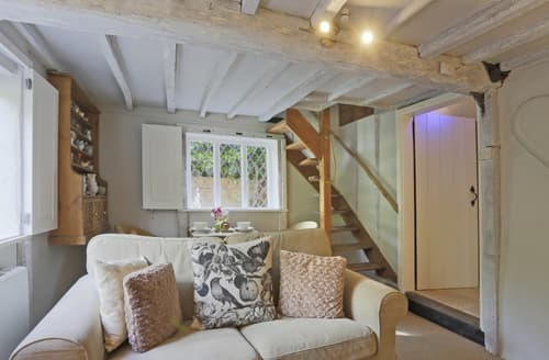 Last Minute Cottages - Inviting Long Melford Cottage S86272