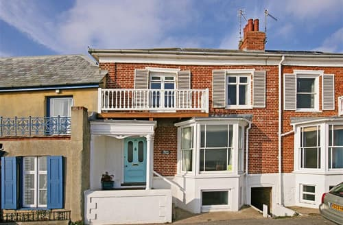 Big Cottages - Delightful Aldeburgh Rental S9995