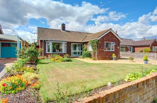 Last Minute Cottages - Inviting Reydon Rental S10148