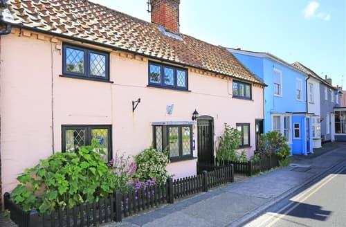 Last Minute Cottages - Delightful Aldeburgh Rental S10034
