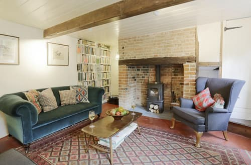 Last Minute Cottages - Sherfield Cottage