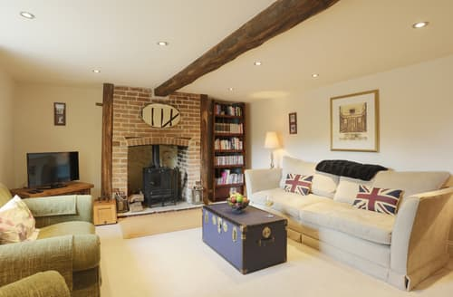 Big Cottages - Wonderful Bury St Edmunds Rental S10213