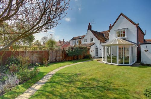 Big Cottages - Stunning Aldeburgh Rental S10187