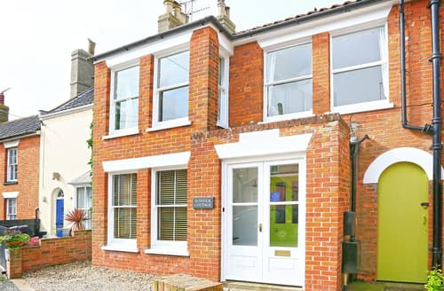 Big Cottages - Luxury Southwold Rental S10250