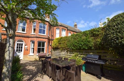 Big Cottages - Luxury Southwold Rental S9963