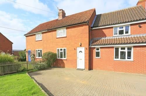 Big Cottages - Cosy Snape Rental S10208