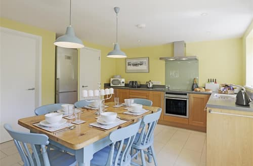 Last Minute Cottages - West Barn Cottage