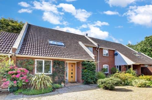Big Cottages - Adorable Orford Cottage S97470
