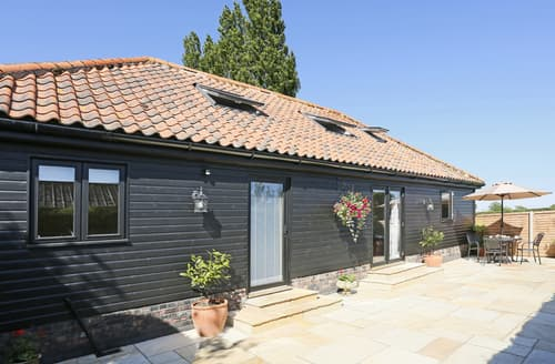 Last Minute Cottages - Charming Kelsale Cottage S81502