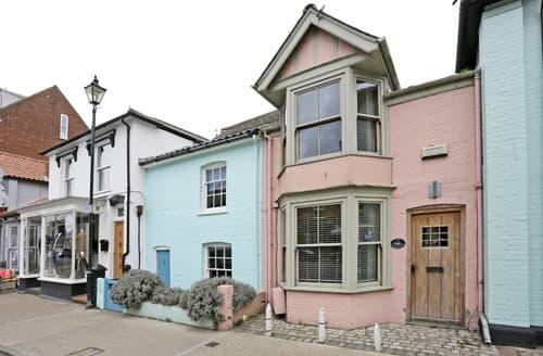 Last Minute Cottages - Superb Aldeburgh Rental S10229