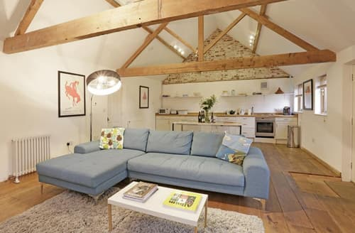 Dog Friendly Cottages - Packway Barn