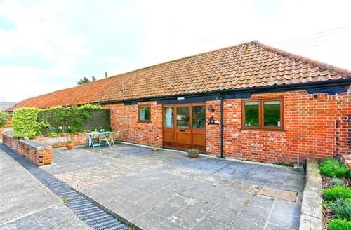 Last Minute Cottages - Gorgeous Iken Rental S24943