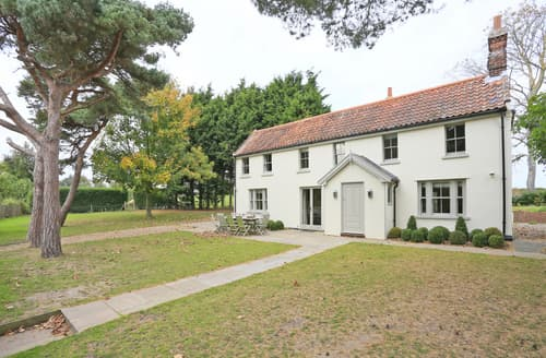 Last Minute Cottages - Exquisite Thorpeness Cottage S97471