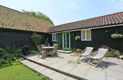 Last Minute Cottages - Wonderful Framlingham Lodge S83482