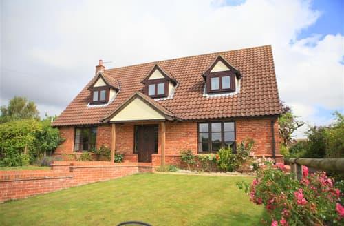 Big Cottages - Stunning Ufford Cottage S97568