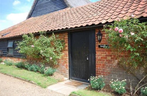 Last Minute Cottages - Superb Snape Rental S10310