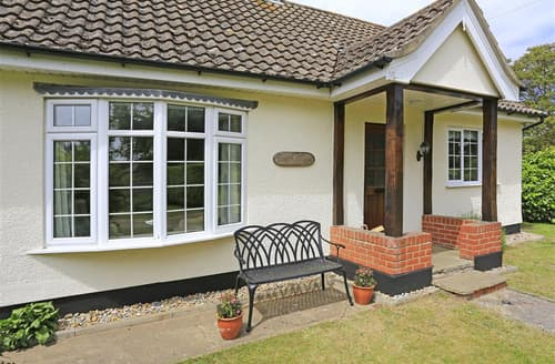 Last Minute Cottages - Tasteful Aldringham Cottage S34771