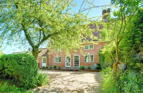 Last Minute Cottages - Cosy Leiston Rental S10085