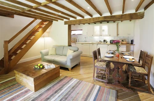 Last Minute Cottages - Luxury Iken Cottage S90494