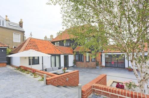 Last Minute Cottages - Wonderful Southwold Rental S9985