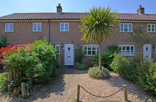 Last Minute Cottages - Beautiful Friston Rental S10012
