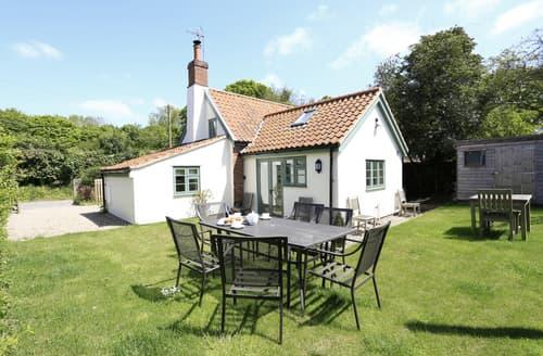 Big Cottages - Adorable Southwold Rental S10216