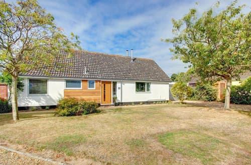 Last Minute Cottages - Superb Westleton Rental S10233