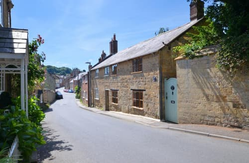 Last Minute Cottages - Adorable Beaminster Cottage S44743