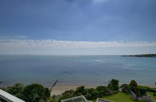 Last Minute Cottages - Luxury Swanage Apartment S11532