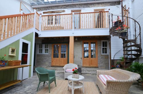 Last Minute Cottages - Lovely Swanage Cottage S57474
