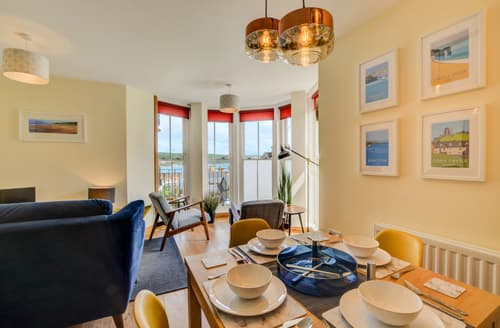 Last Minute Cottages - Flat 3 Penlu