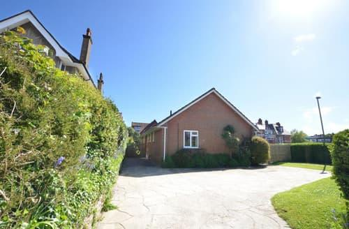 Big Cottages - Exquisite Swanage Rental S11493