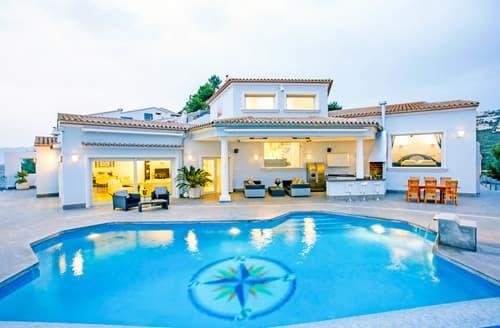 Last Minute Cottages - Villa Ariel