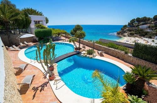 Last Minute Cottages - Villa Perla